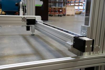 Färdigbyggd lösning för linjärsystem